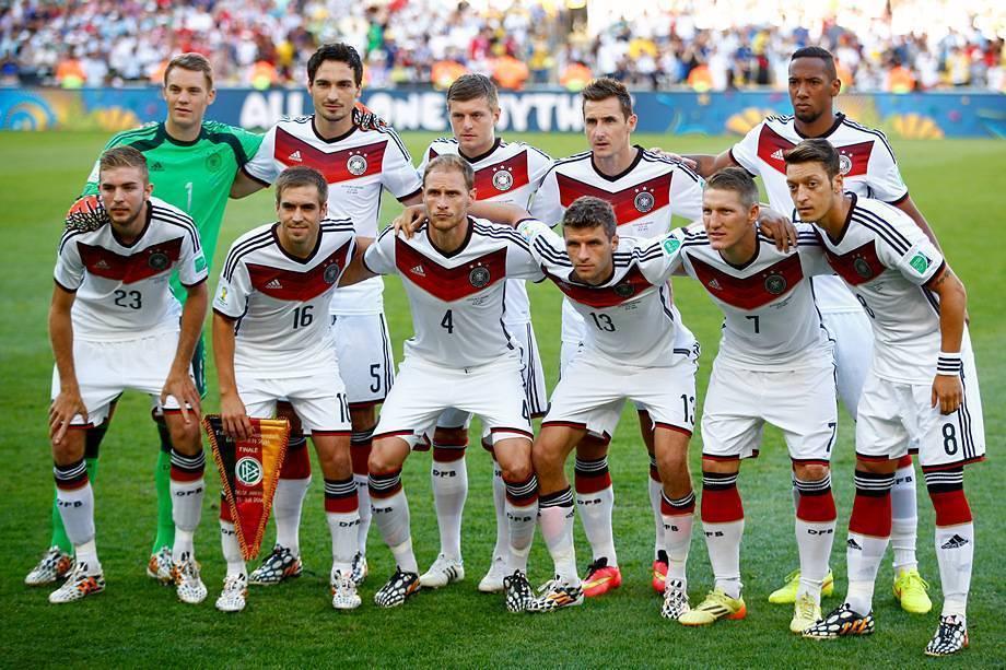 Как германия покорила футбольный мир. технология успеха