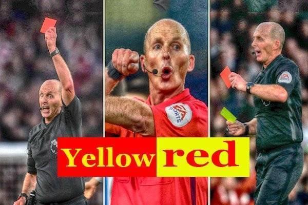 Жёлтая карточка