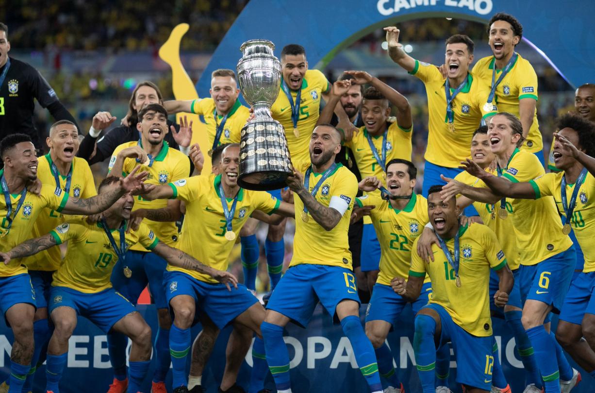Бразильская система в футболе - что это такое и как она появилась?