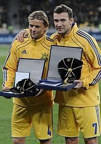 Украинцы в европе: как сложилась карьера украинских футболистов за границей