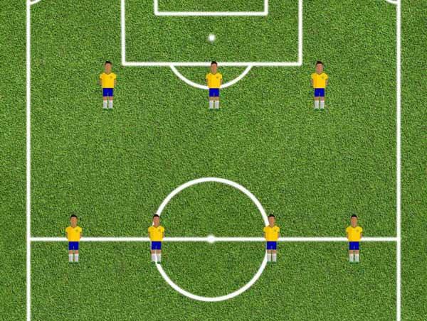 Как играть в футбол с сильными командами?