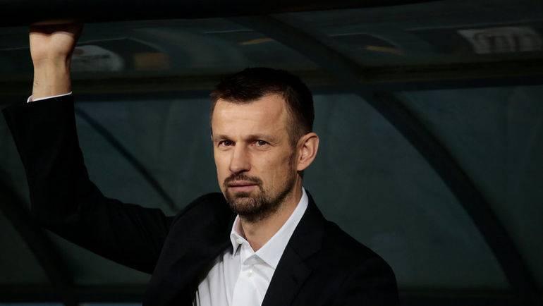 """Биография главного тренера фк """"зенит"""" сергея семака"""