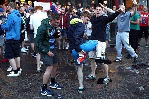 Приложение:сленг футбольных хулиганов