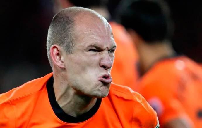 Сборная голландии (футбол)