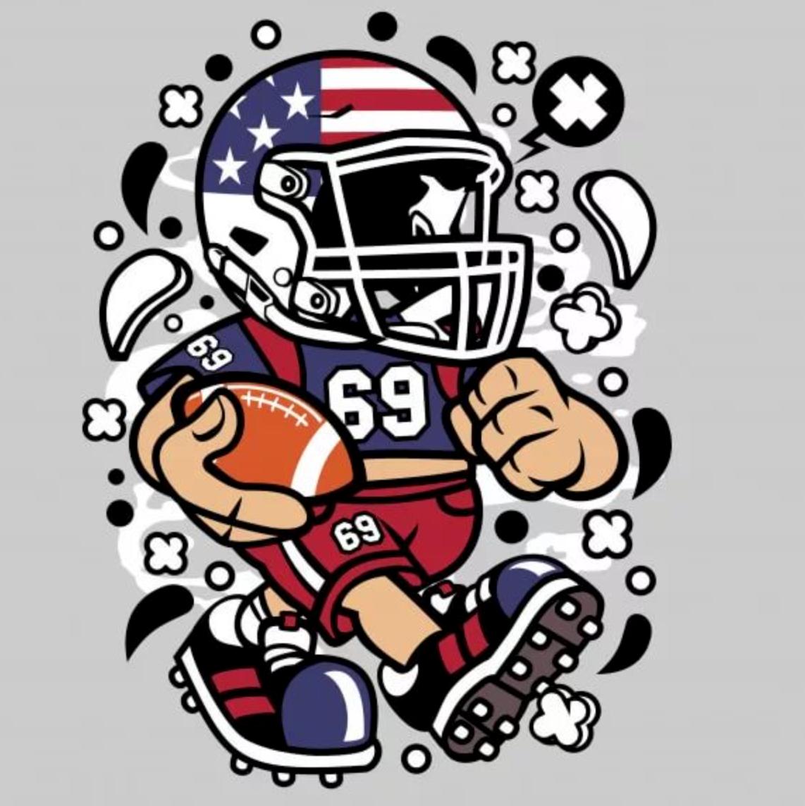 Регби и американский футбол в чем разница
