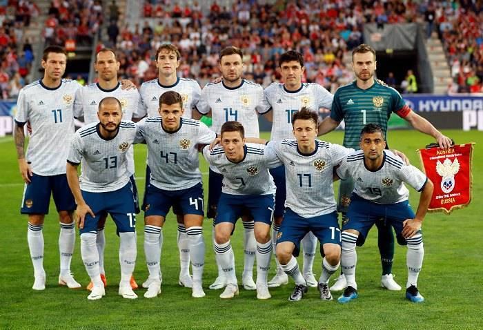 Самые крупные победы сборной россии по футболу за всю историю