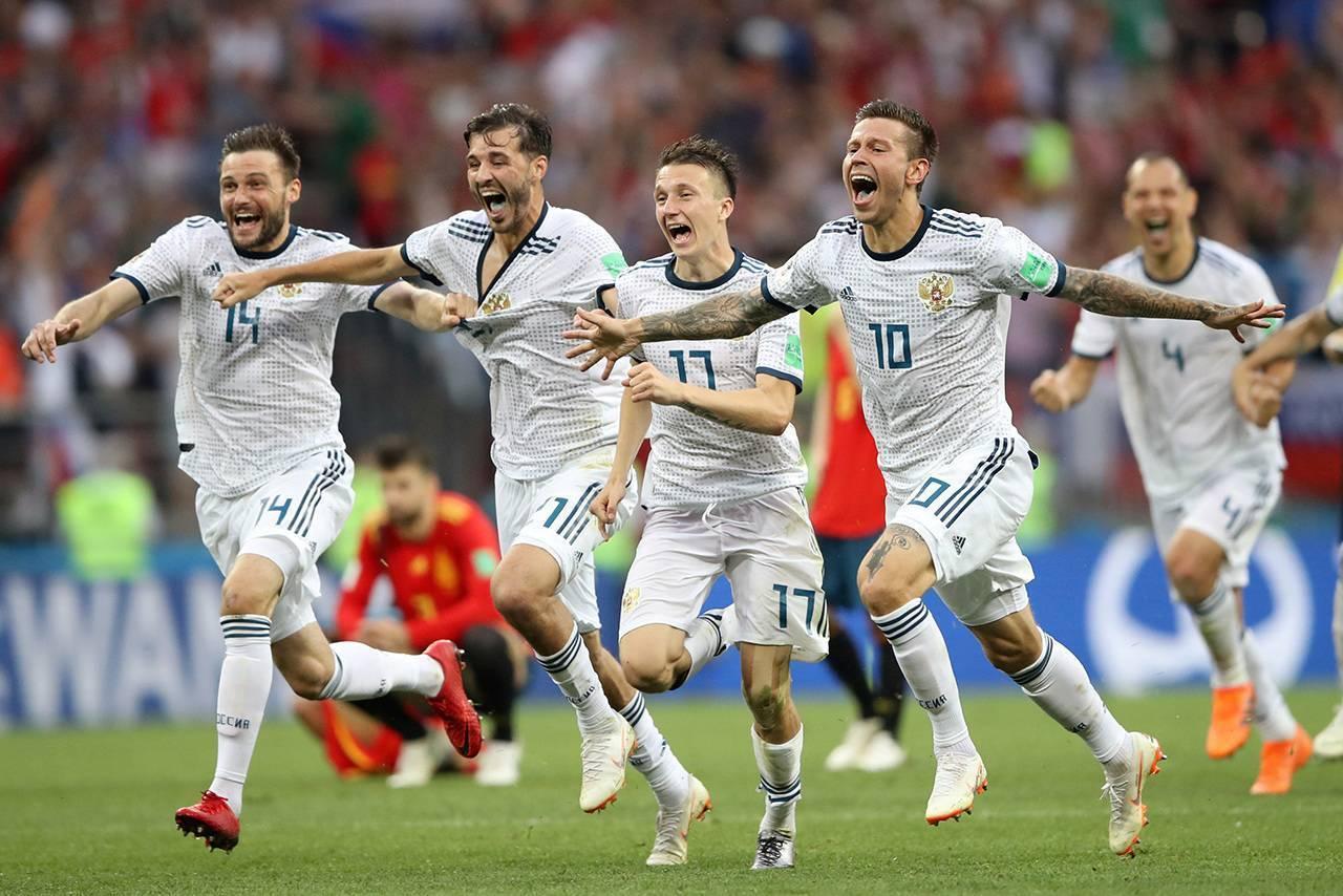 Футбольные рекорды в россии