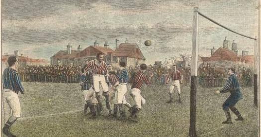 Как менялись правила в футболе?