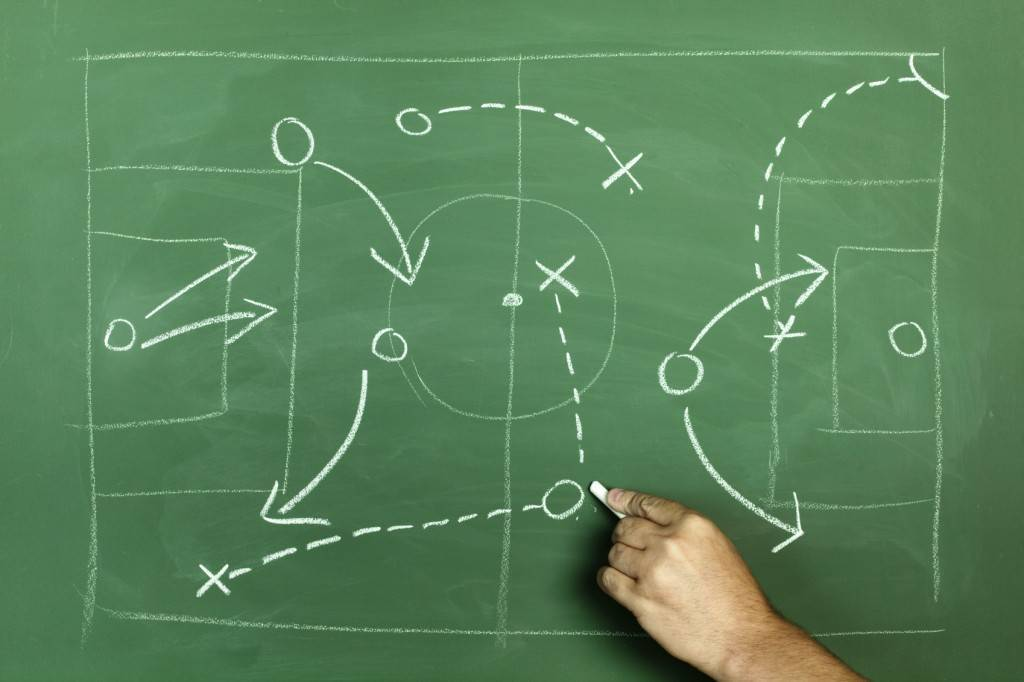 Угловые в мини-футболе: схемы розыгрышей