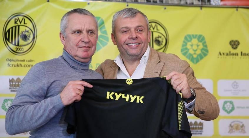 Кучук леонид: всё самое интересное об игровой и тренерской карьере белорусского спортсмена