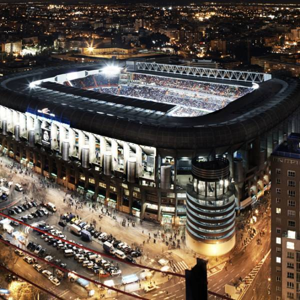 Топ-10 крупнейших футбольных стадионов мира