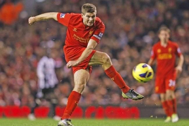 Стивен джеррард — легенда «ливерпуля»