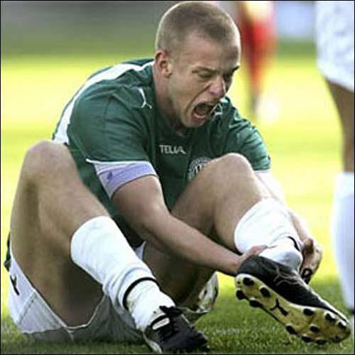 Самые серьезные травмы в футболе, полученные игроками