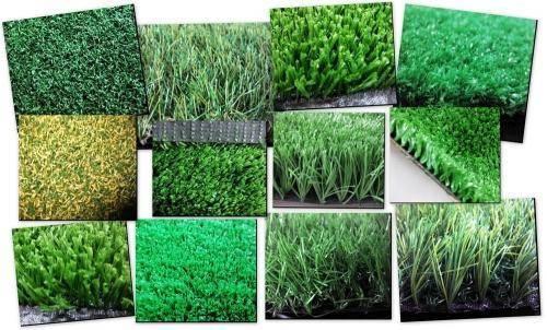 Разновидности искусственного газона и способы его укладки
