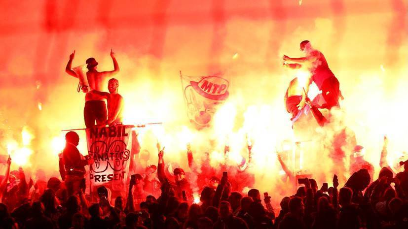 Футбольные болельщики: фанаты, ультрас или хулиганы