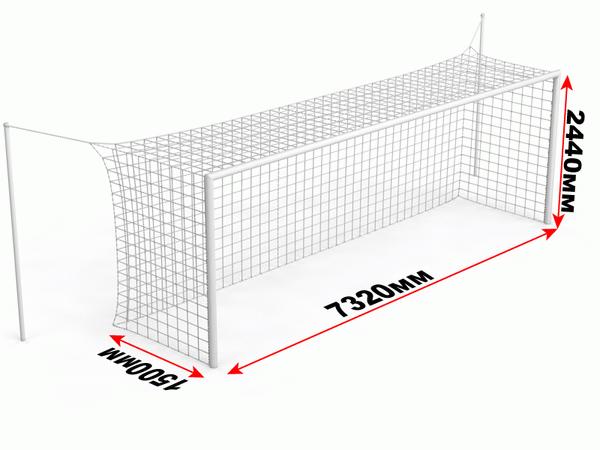 Размеры футбольного поля