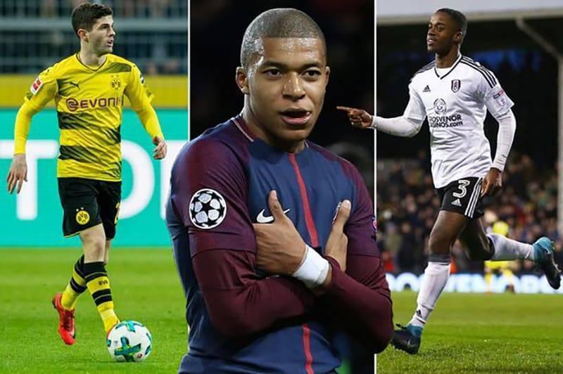 Топ-10 самых лучших футболистов мира в 2018 году: рейтинг football-match24.com