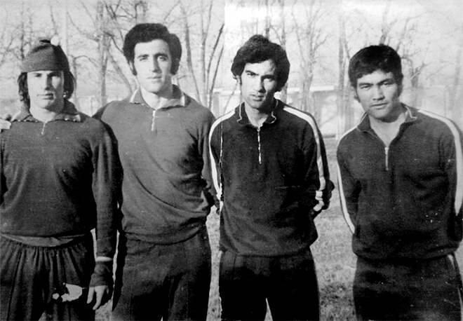 Гончаренко виктор михайлович. биография