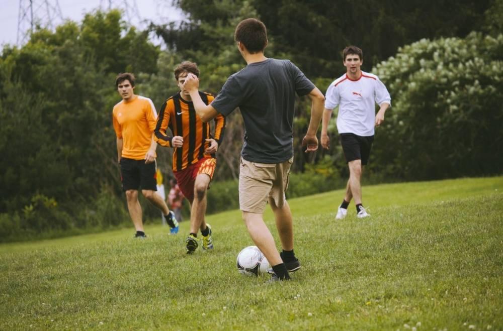 Влияние физкультуры и спорта на организм