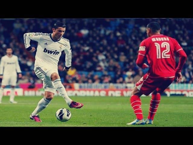 Лучшие футбольные финты от известных футболистов
