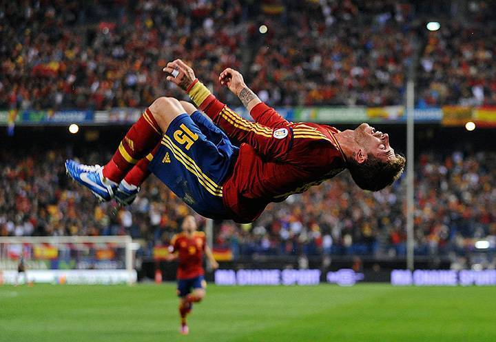 Футболист года в испании