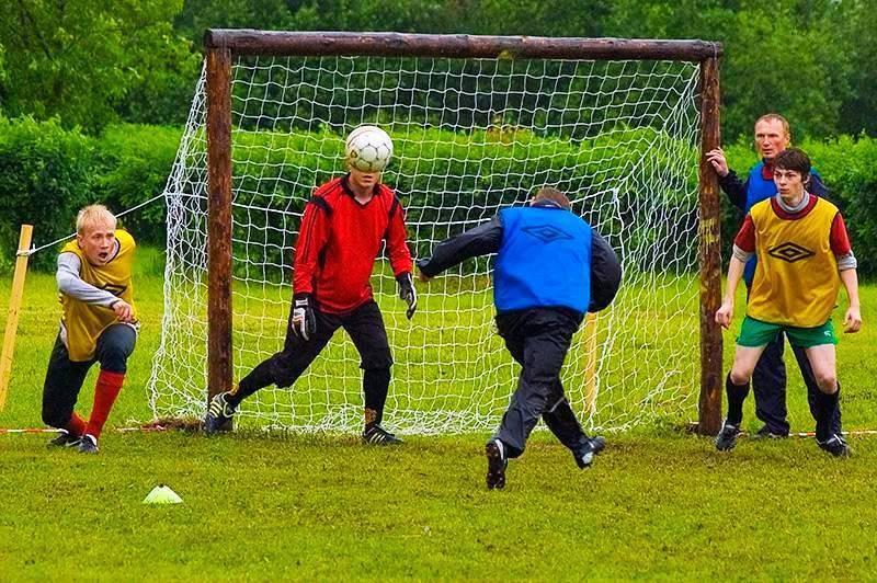Правила футбола кратко: основные моменты  игры для начинающих