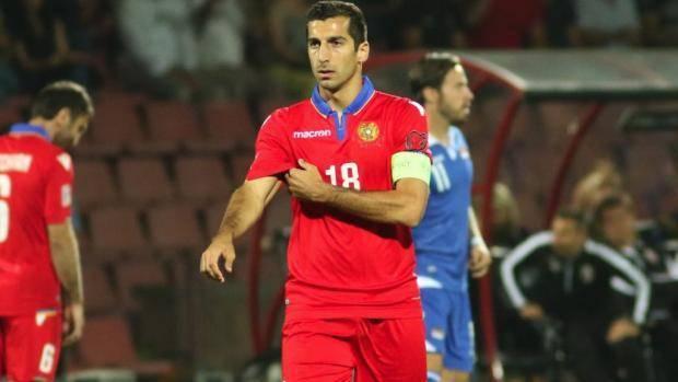 Лучшие армянские футболисты – самые известные в армении