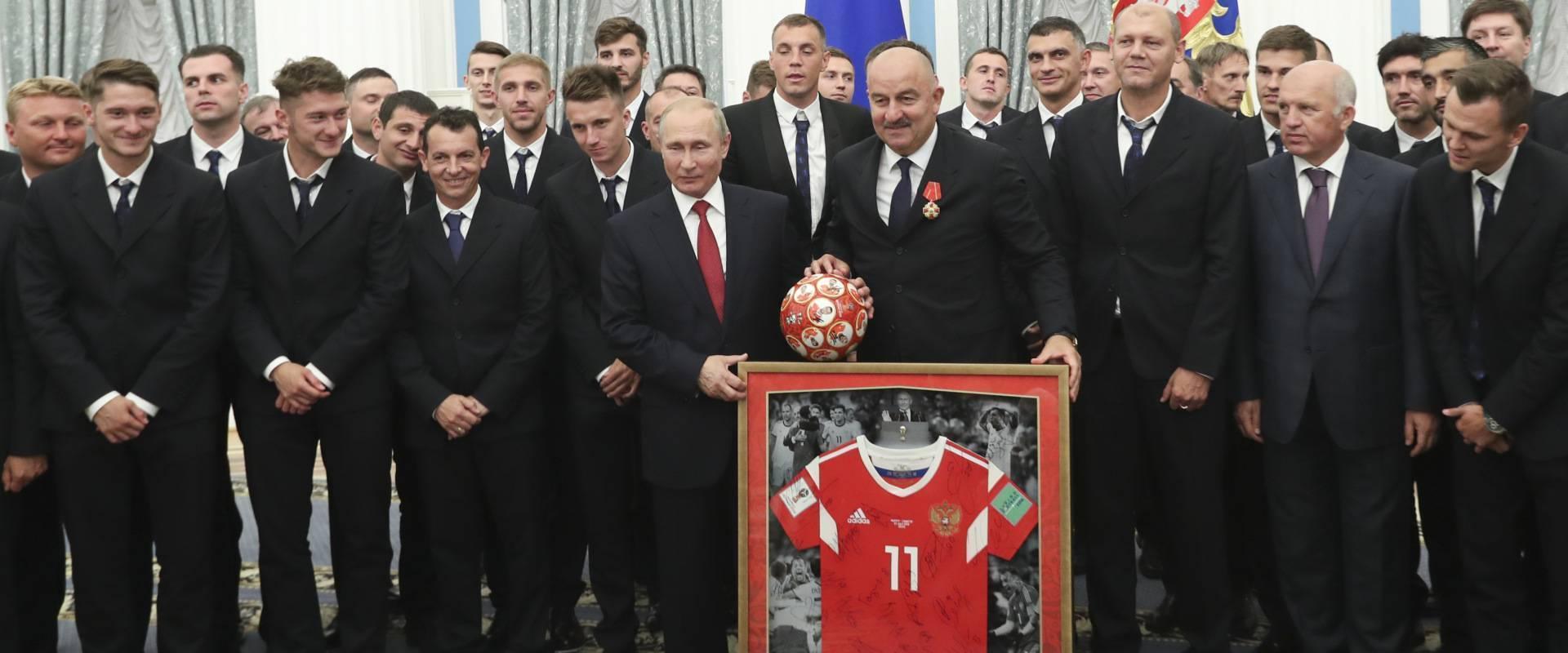 Тест. кто ты в сборной россии?