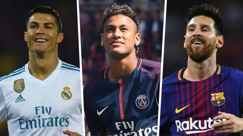 Самые богатые футболисты в мире