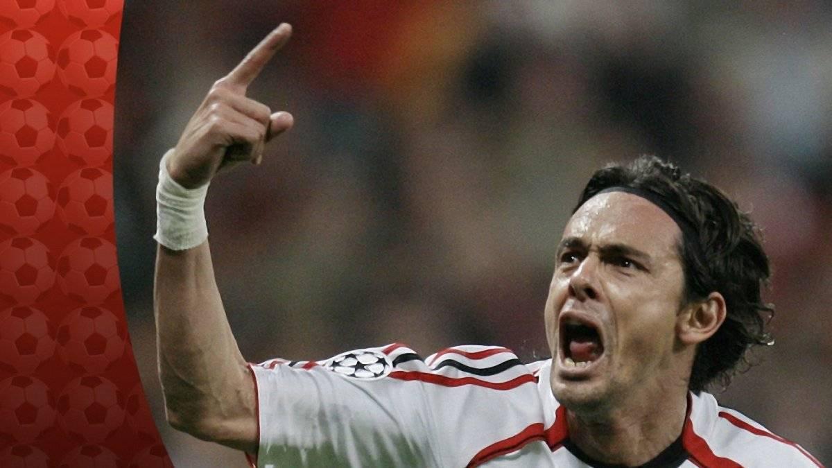 Филиппо индзаги: карьера легендарного итальянского футболиста