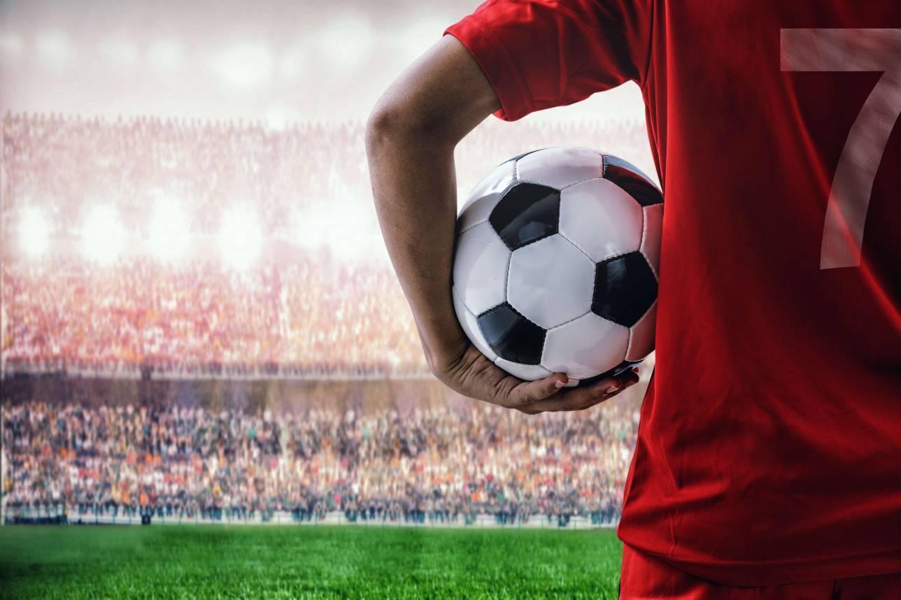 Как попасть в большой футбол?