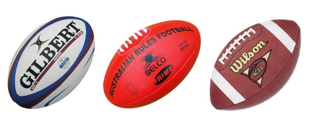 Американский футбол и регби – в чем разница