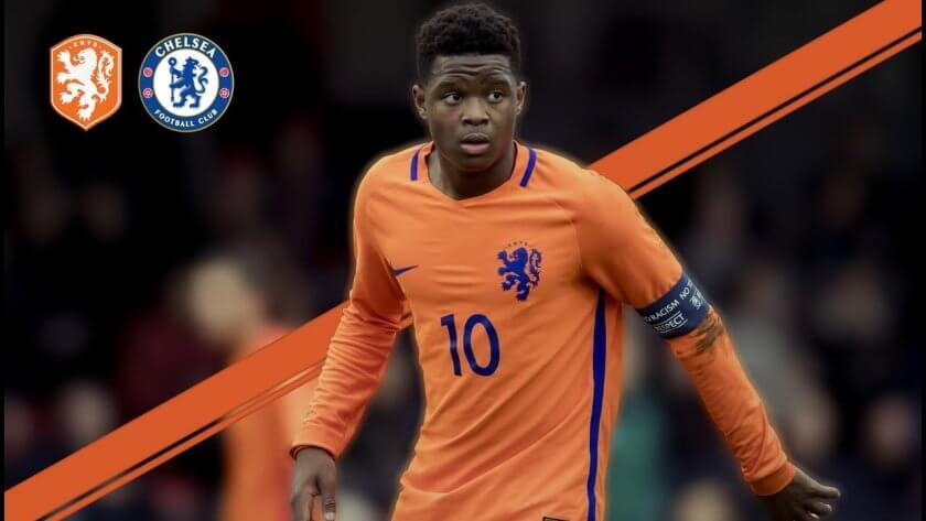 Топ-20 лучших молодых перспективных футболистов в мире(часть 1)