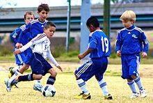 Футбол — описание и история спортивной игры
