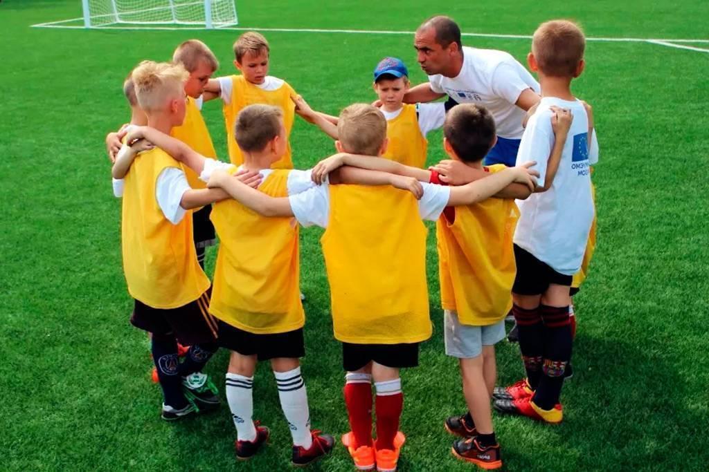 Чем полезен футбол для здоровья, для детей