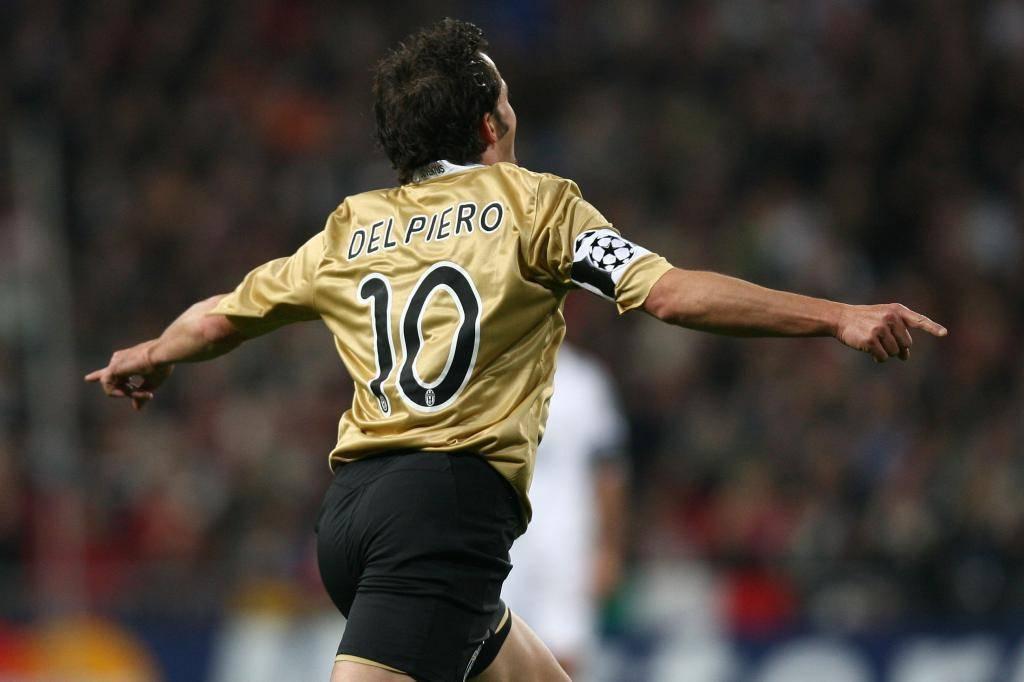 Футболисты, которых нам не хватает. алессандро дель пьеро