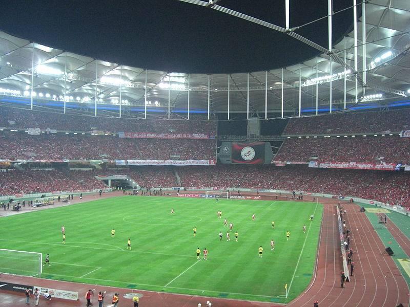 Топ-10 самых дорогих футбольных стадионов в мире