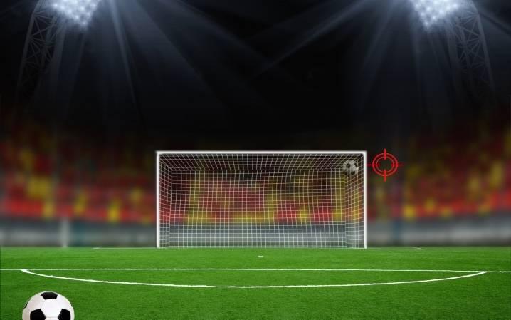 Жесты судей в футболе. что они означают?