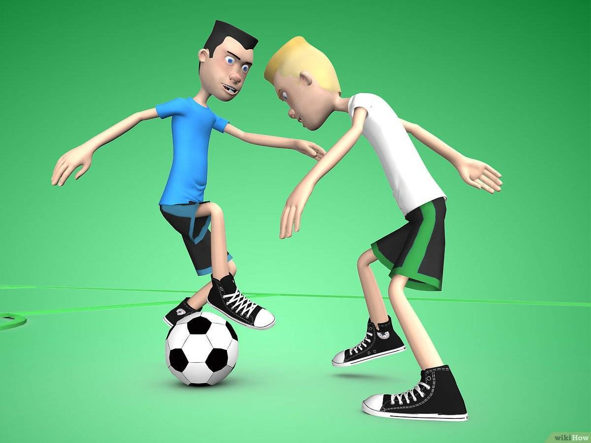 Как научиться играть в футбол?