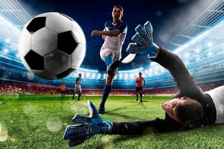 Ставки на удары в створ ворот в футболе