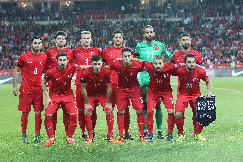 Самые известные турецкие футболисты – лучшие в сборной турции