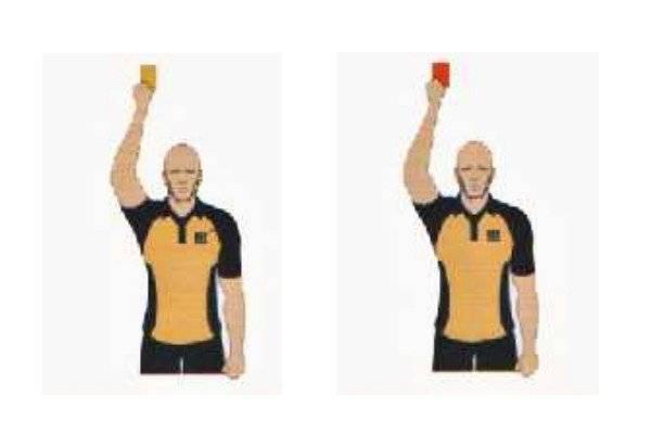 Жесты судьи в волейболе на картинках со значением