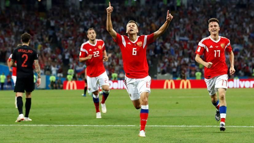 Сборная хорватии (футбол)