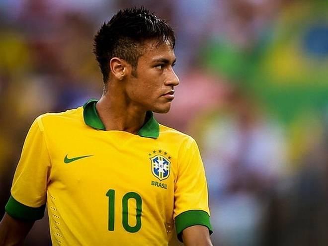 Неймар: зарплата скандального капитана сборной бразилии