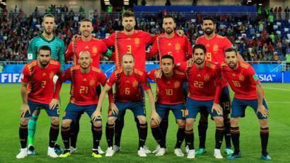 Знаменитые на весь мир испанцы