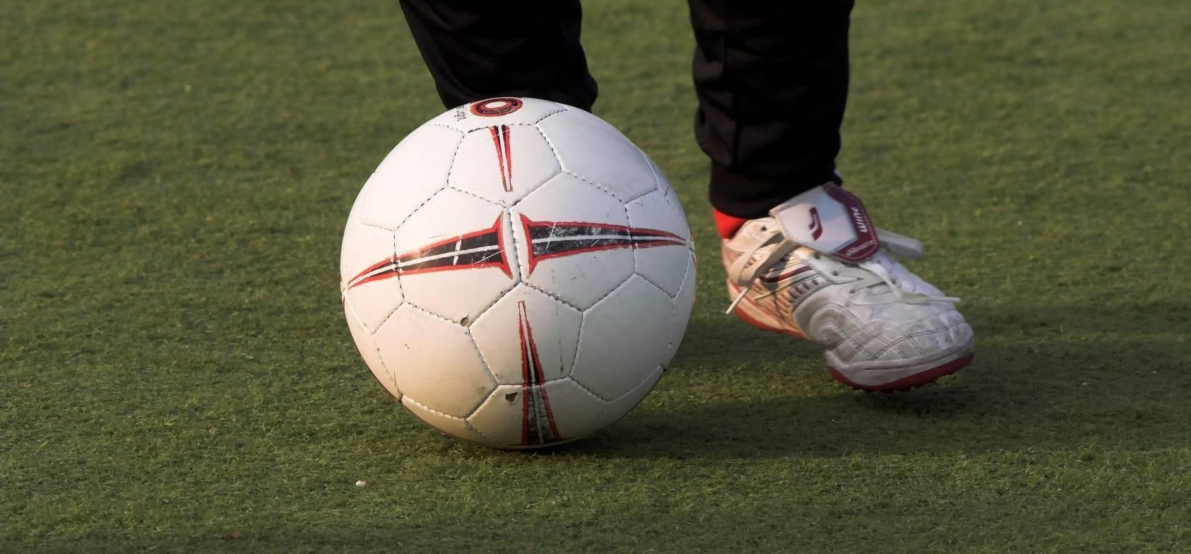 Как набивать мяч, чеканка мяча