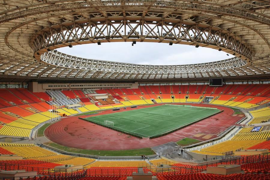 Топ 20: список крупнейших стадионов мира