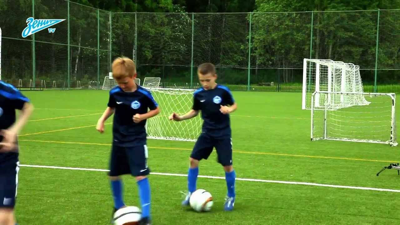 Как научится хорошо играть в футбол?