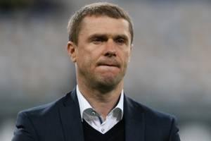 Сергей ребров: «меня уже четыре раза здесь увольняли…»