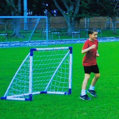 Разновидности футбольных ворот, их размеры и правила размещения